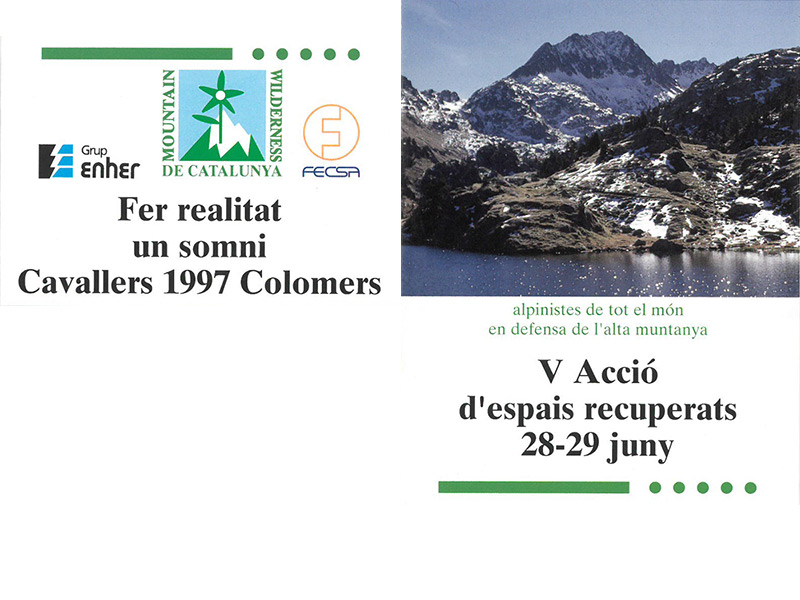 Besiberri i Colomers 1997